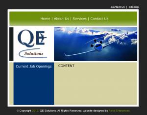 QE website
