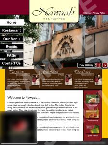 Website Mockup 1